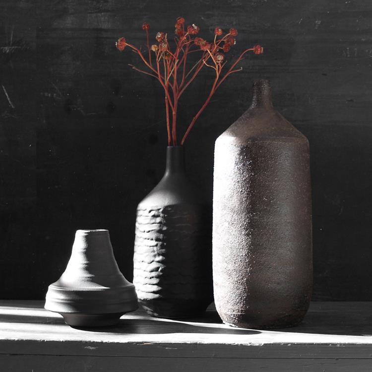 Vas Dripping, Svart