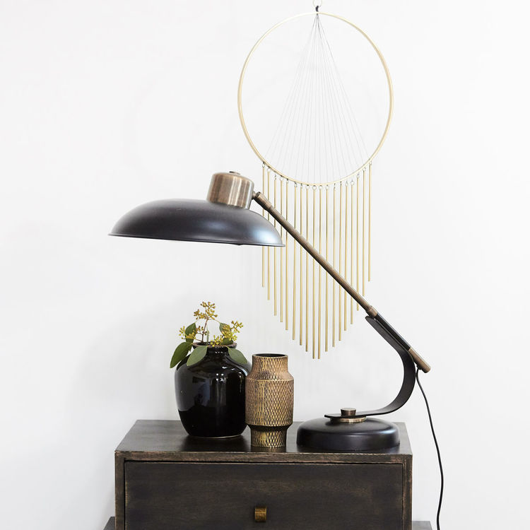 Bordslampa Art Deco