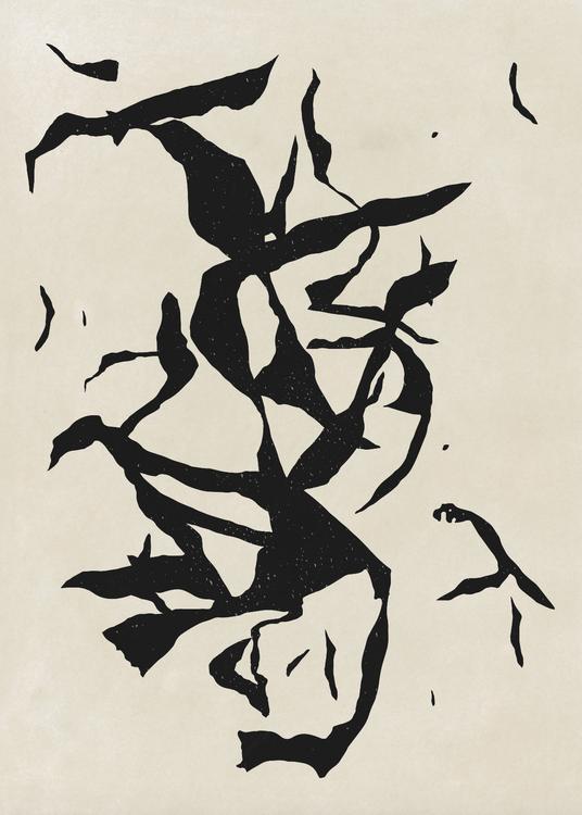 Glaze no. 02 - Limited Edition, 50x70 cm