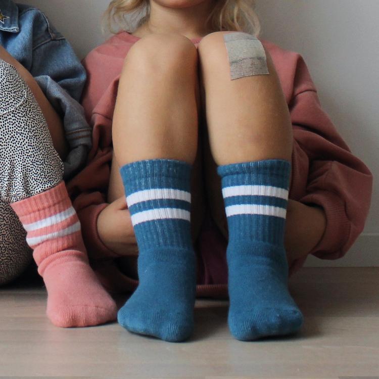 Ocean tube sock - baby