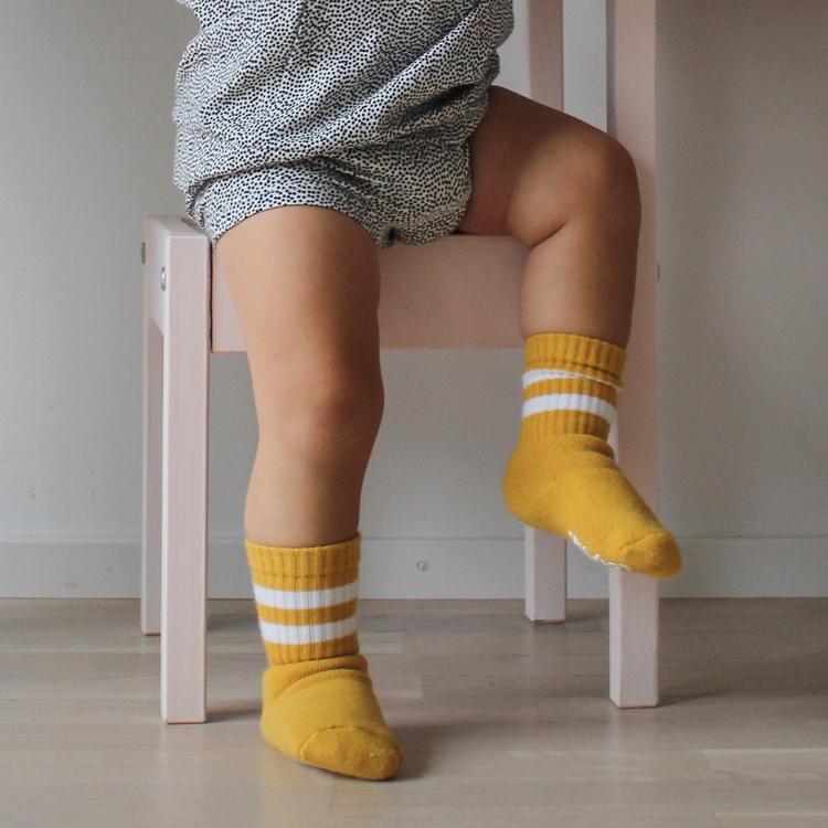 Lion tube sock - baby