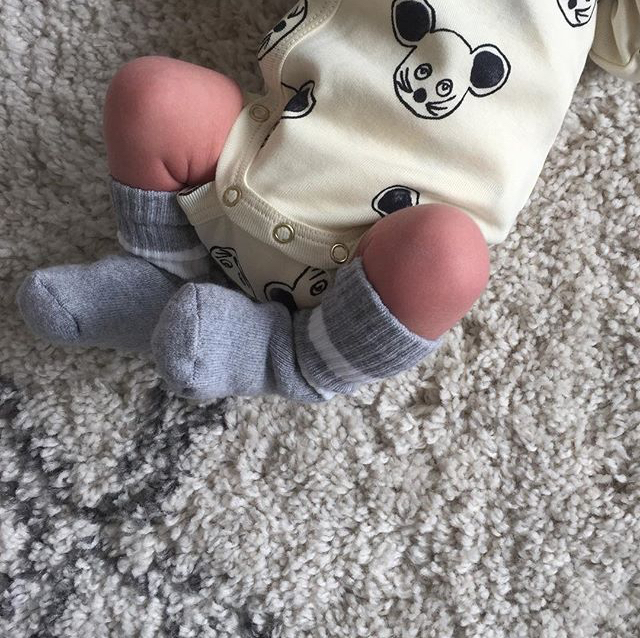 GRANITE TUBE SOCK baby - Lillster Originals