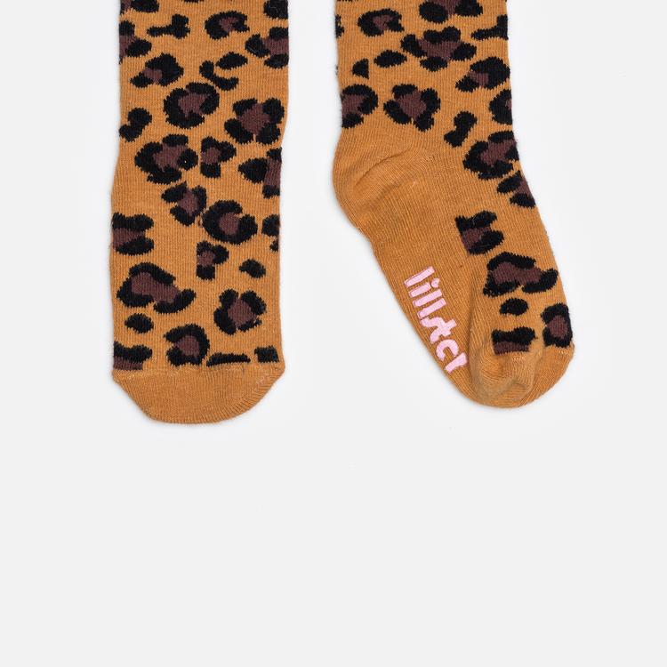 Raffa the leopard tights - baby