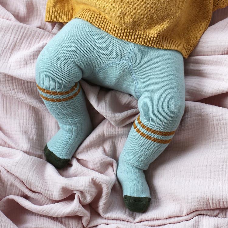 CORIANDER FIESTA baby PANTS - taco collection