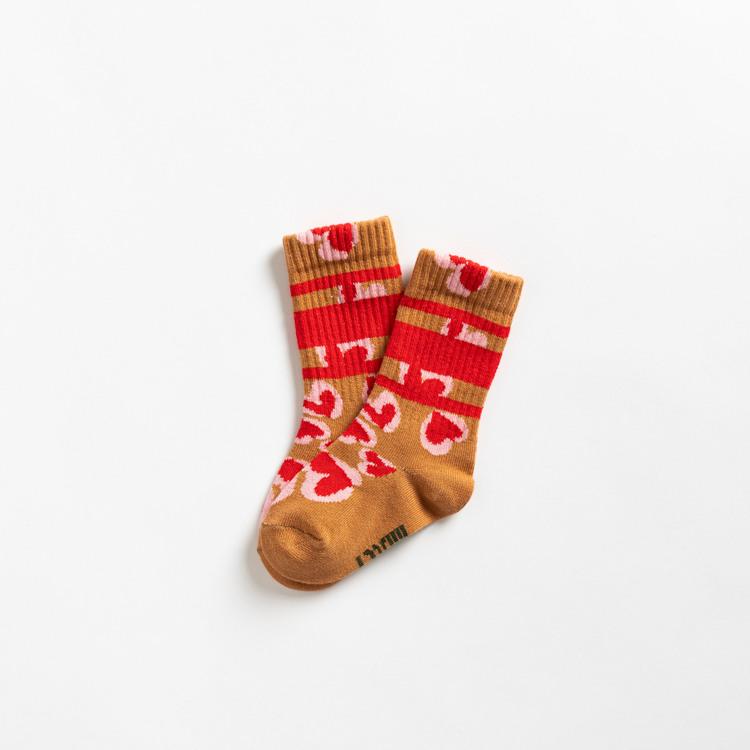 Hearty leo tube sock - baby