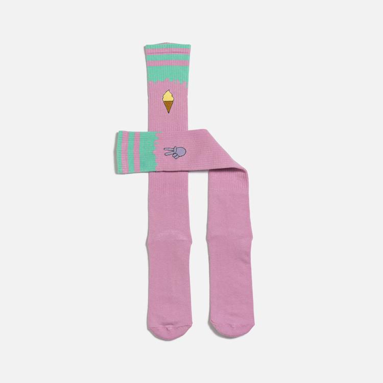 PEACE OUT knee sock - Lillster x Kidslikekim