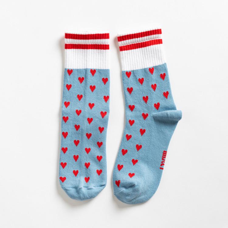 Hearty Henke tube sock - big Lillster