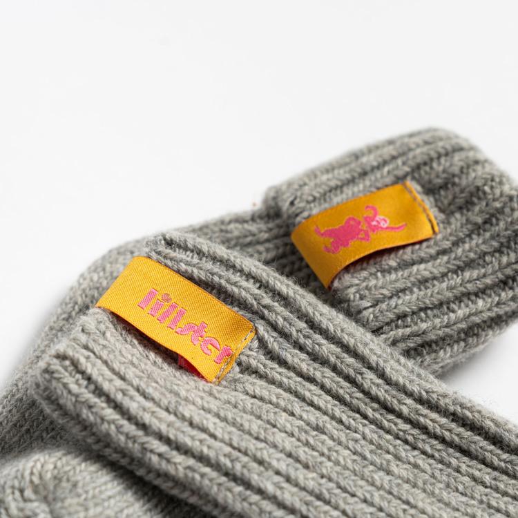 Granite raggis wool sock - kiddo Lillster