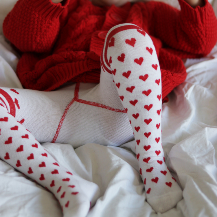 Hearty Classic tights - Kiddo Lillster
