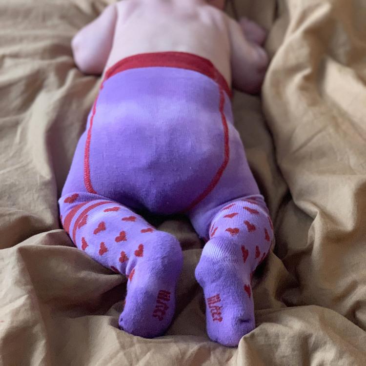 Purpur baby - Upcycled love