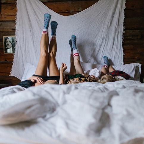 Hearty Henke tube sock - Kiddo Love