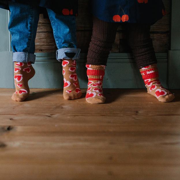 Hearty leo tube sock - Kiddo Love