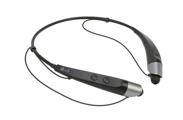 Bluetooth-Hörlurar-LG-HBS-500-Svart