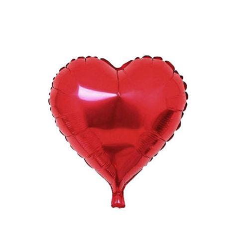 Hjärtballong