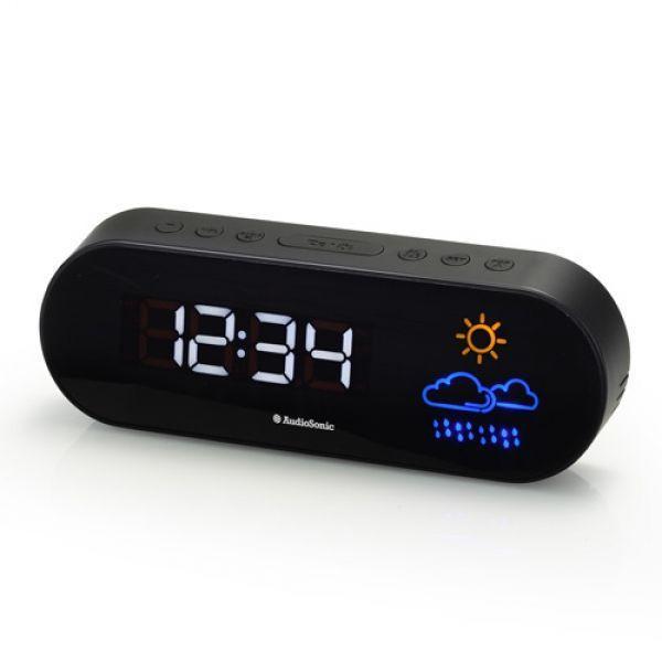 Klockradio-Audiosonic
