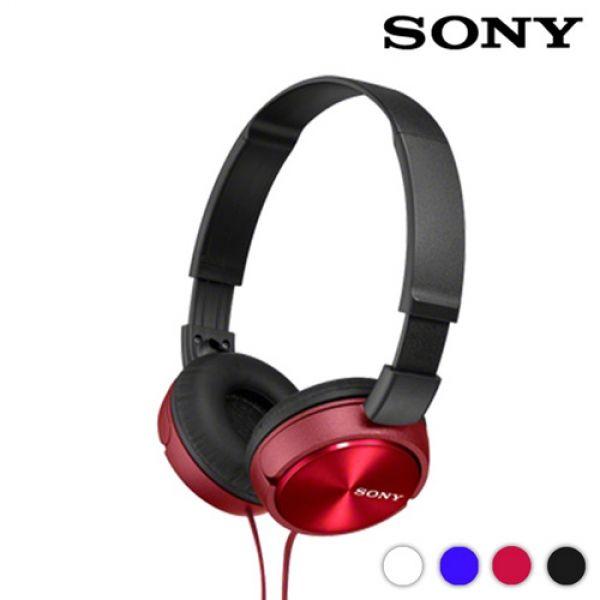 Vadderade hörlurar Sony MDRZX310