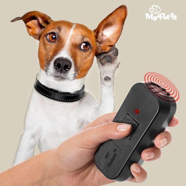 Ultraljudsfjärrkontroll för Träning av Husdjur