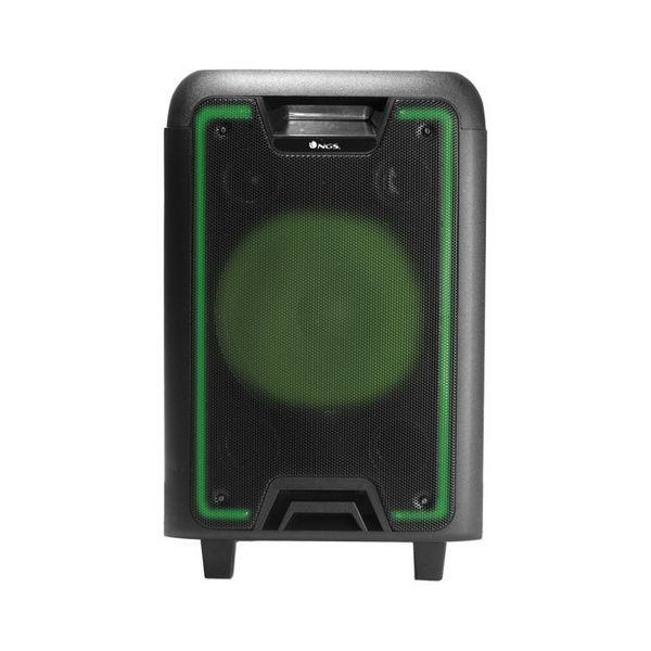 Bärbar Högtalare Bluetooth NGS MAUAPO0278 WILDMETAL Bluetooth 120W