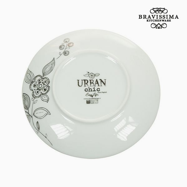 kopp-med-assiett-porslin-tryck-queen-kitchen-samling-by-bravissima-kitchen