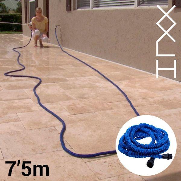 Expanderande XXL Hose-Vattenslangen på 7,5 m