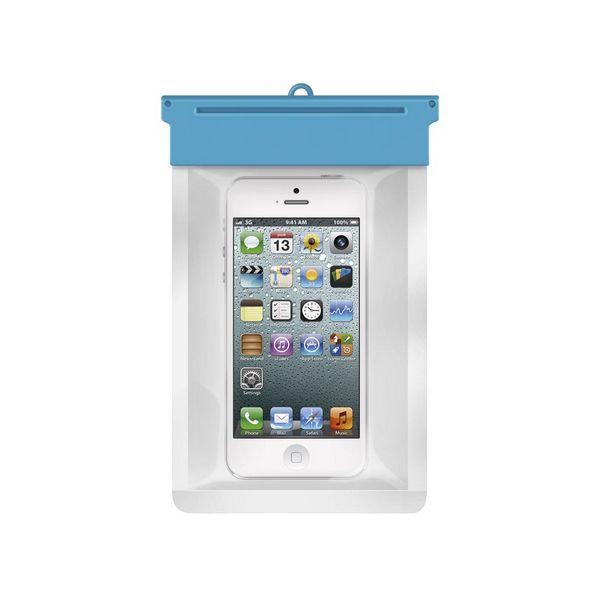 10st Vattentät Väska Smartphone Tablet Waterproof Transparent