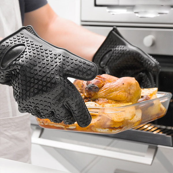 Köttklor med Handskar och Pensel