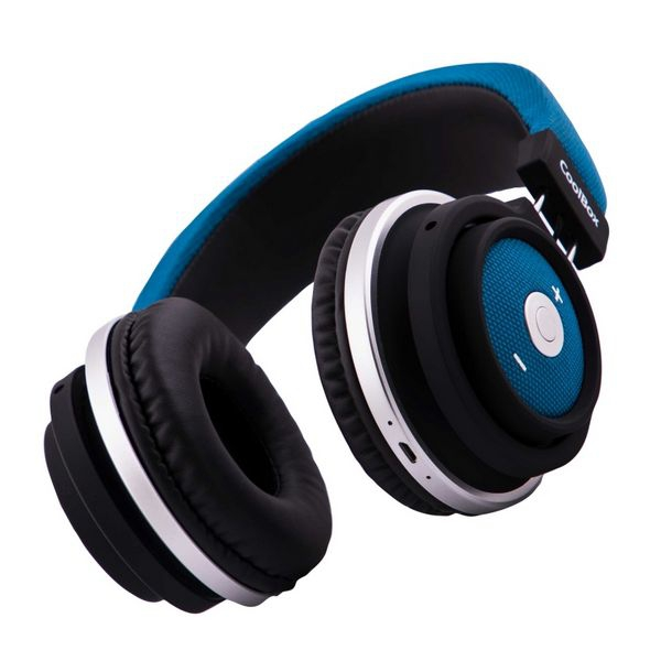 Bluetooth Hörlurar med Mikrofon COO