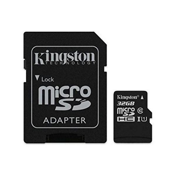 micro-sd-kort-kingston-32-gb