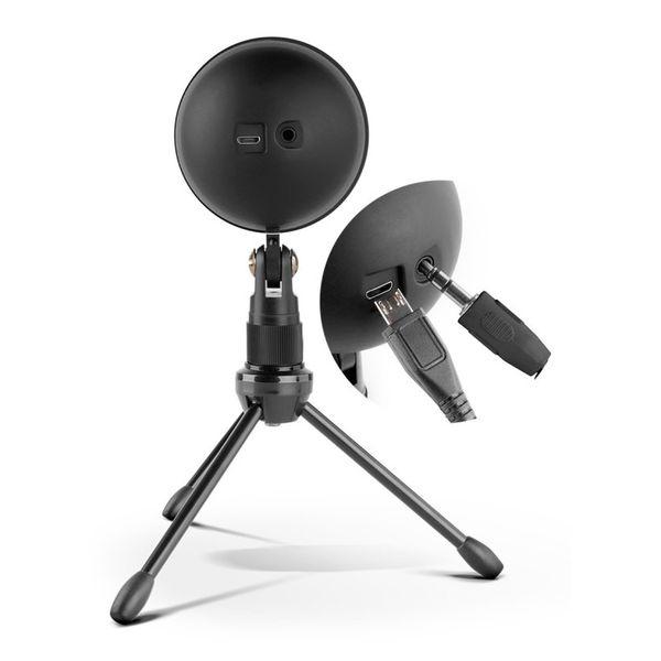 skrivbordsmikrofon-krom-nxkromkimupro-usb-svart