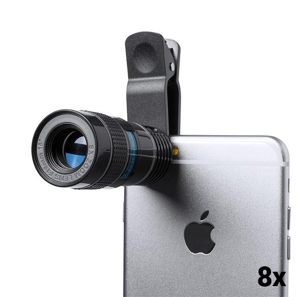 Objektiv till smartphone