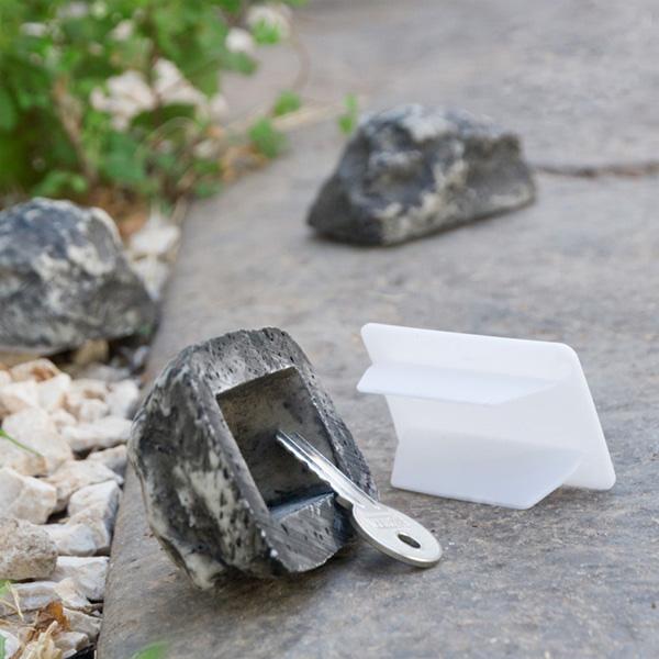 2st Nyckelgömma sten