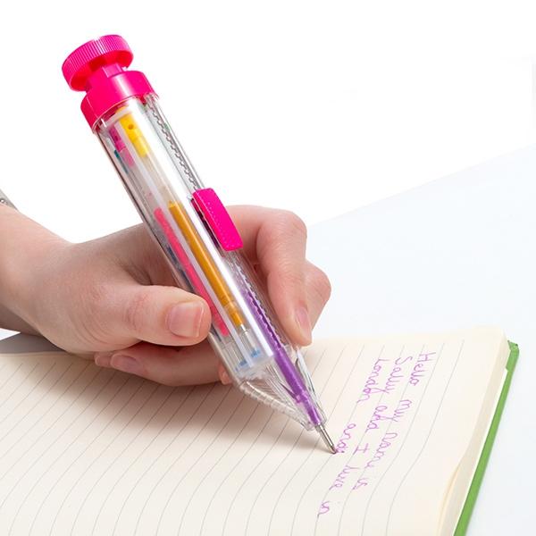 5st-rainbow-multi-fargad-glitter-penna