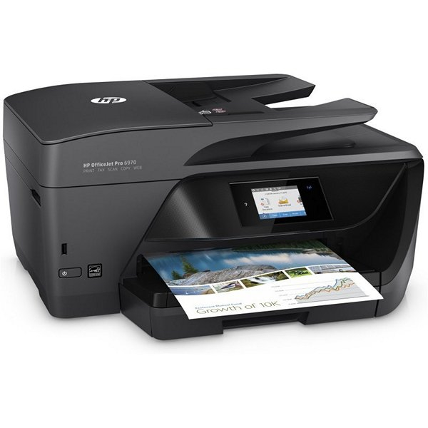 Trådlös multifunktionsskrivare med fax HP Officejet Pro trådlös allt-i-ett-skrivare