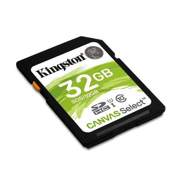 sd-minneskort-kingston-32-gb