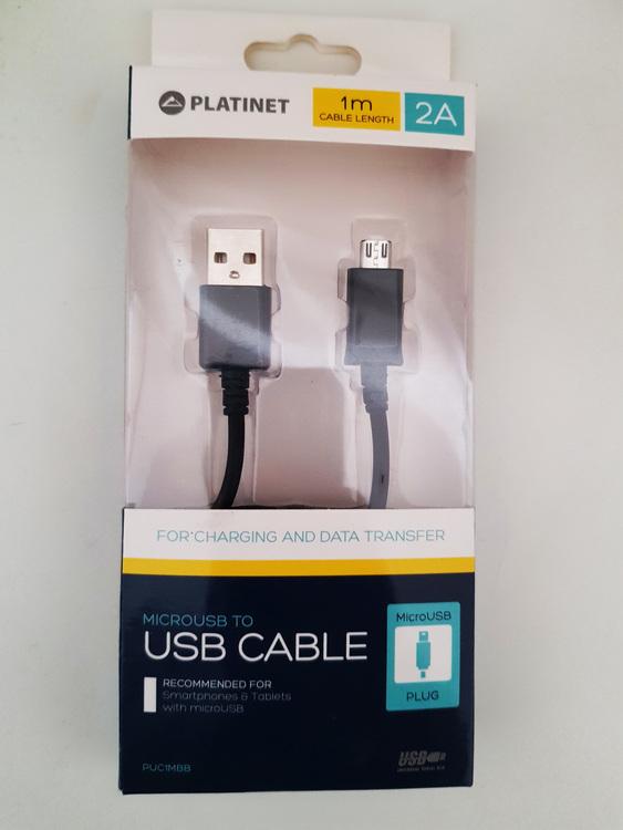 Micro-USB till USB 2.0