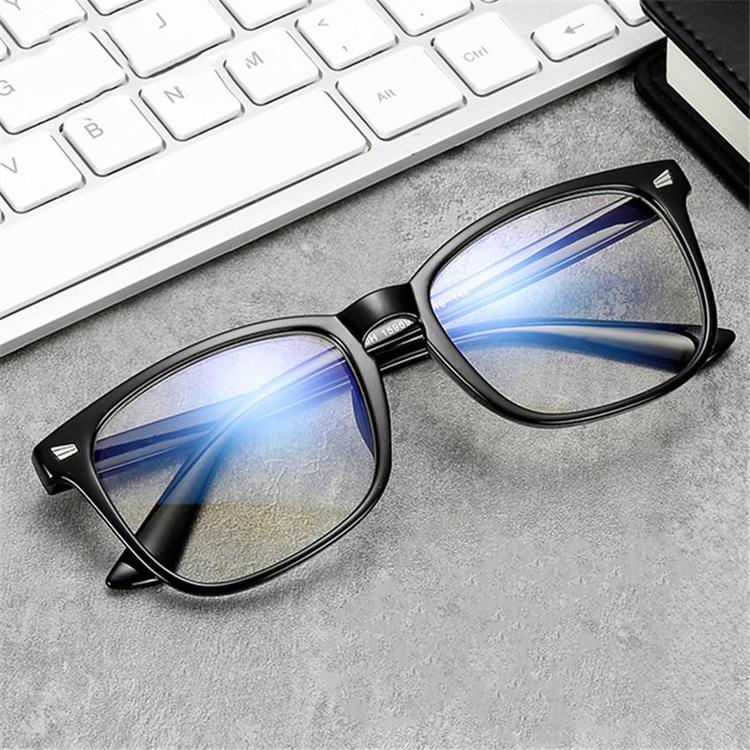 Glasögon som skyddar mot blått ljus