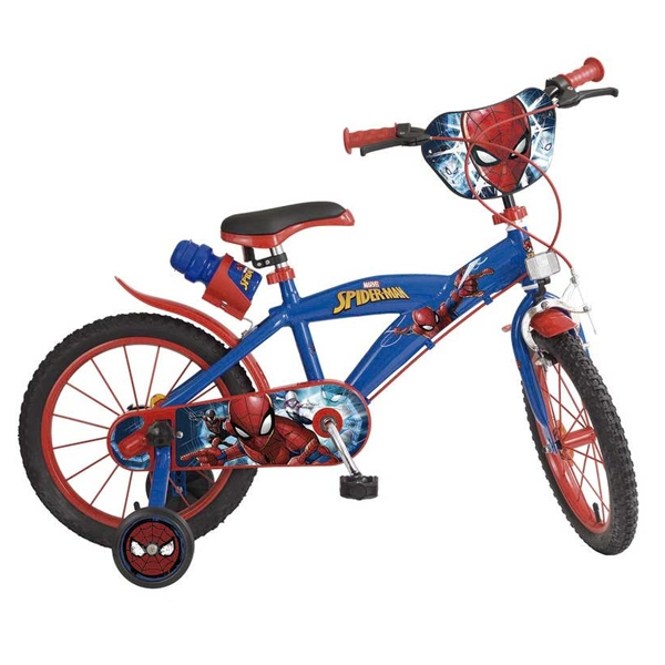 barncykel-spiderman-16-bla
