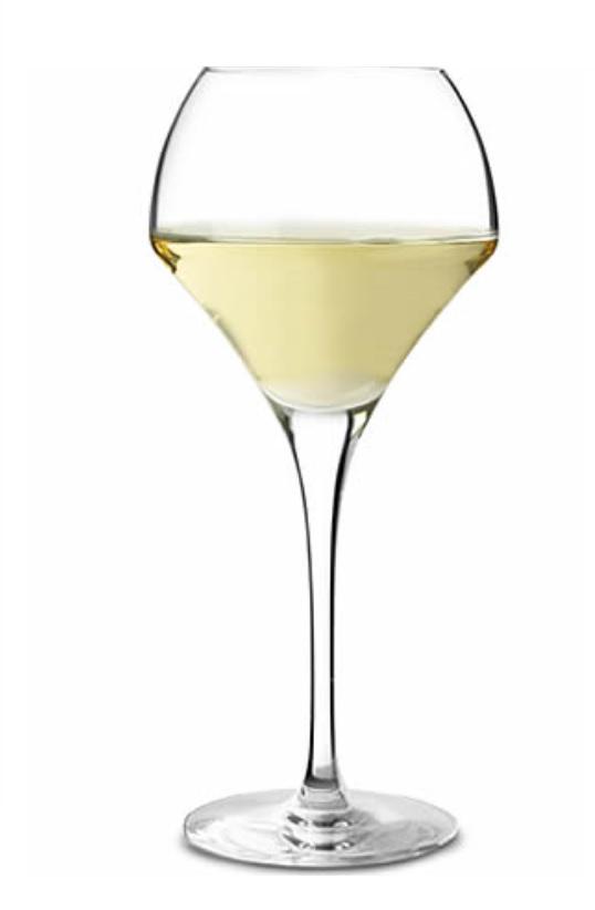 Open up vinglas round Chardonnay 37 cl