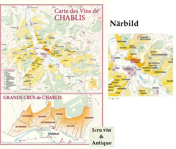 Vinkarta Chablis