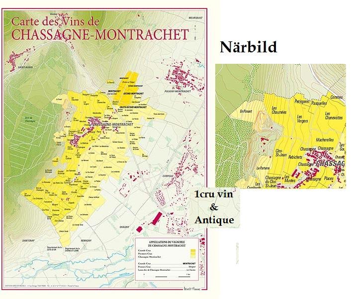 Vinkarta Chassagne Montrachet Bourgogne