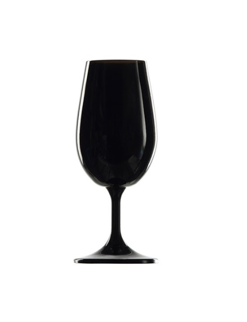 vinprovarglas svart isoglas