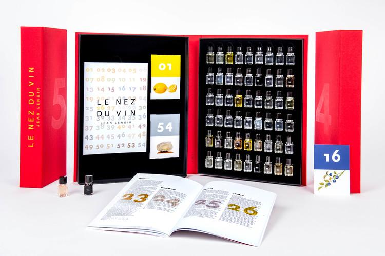 nez du vin aromas doftter utbildning sommelier 54 dofter munskänk vinkällarbutiken