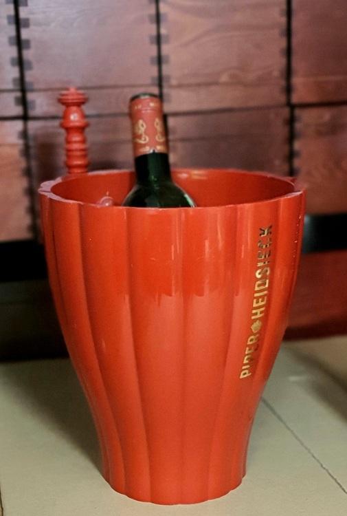 champagnekylare antik piper heidsieck