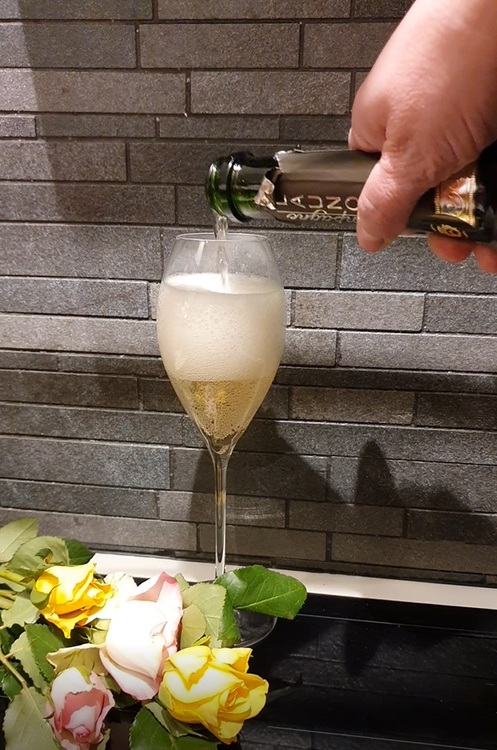 JAMESSE INITIAL 30 Champagneglas - Lehmann