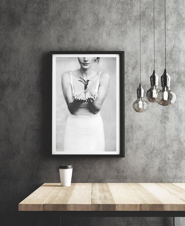 AYA - Art print - 50x70 cm