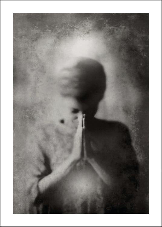 OM -  Art print 50x70 cm - Limited Edition