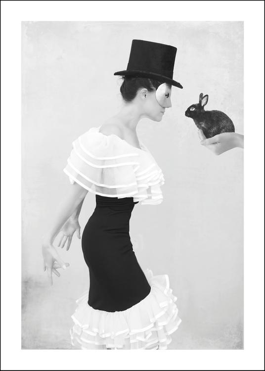 MAGICO - Art print 50x70 cm - Limited Edition