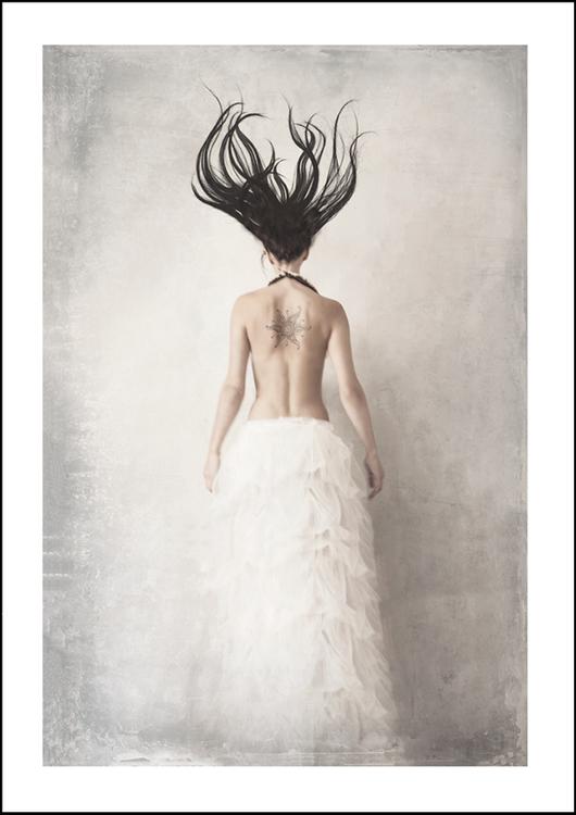 MINADELA - Art print 50x70 cm Limited Edition