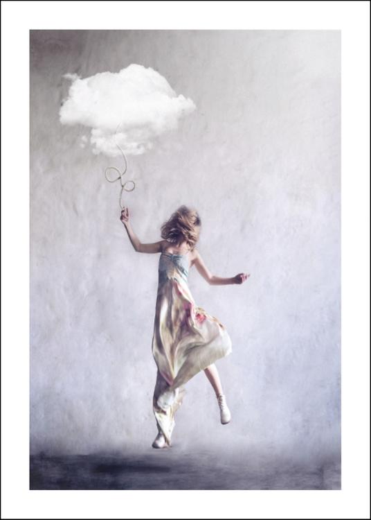Himla -  Art print 50x70 cm - Limited Edition