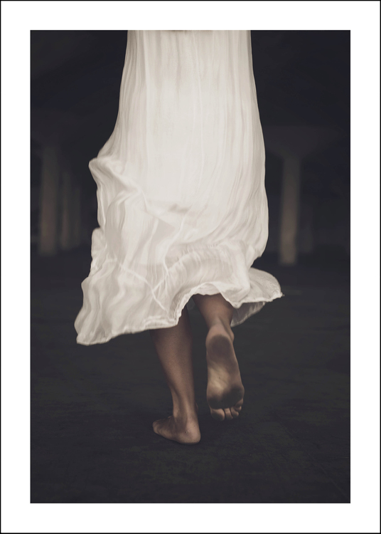 Leonora -  Art print 50x70 cm - Limited Edition